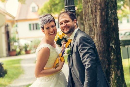 The perfect wedding - Die perfekte Hochzeit auf Gut Banacker